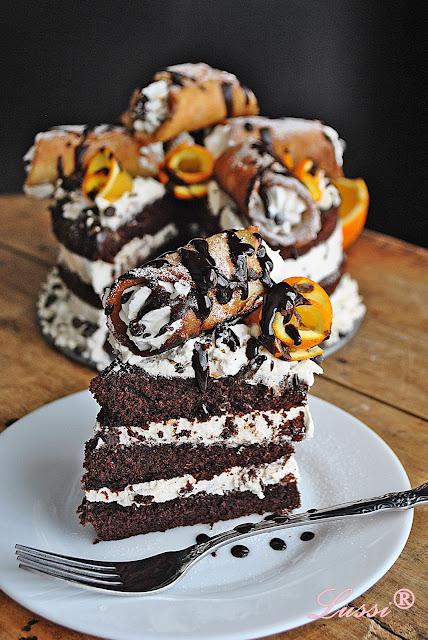 Торта Каноли