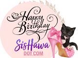 HAPPY BIRTHDAY SISHAWA DOT COM