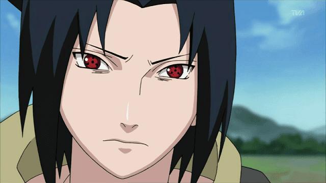 Rinnegan merupakan Dojutsu terkuat di Naruto