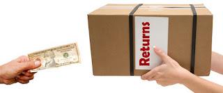 Người mua sắm trực tuyến khu vực Bắc Mỹ muốn được hoàn lại tiền trong 5 ngày