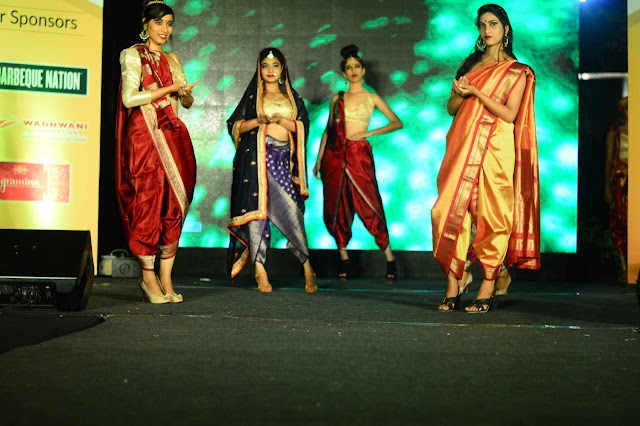 Ethnic theme at Naman 2017