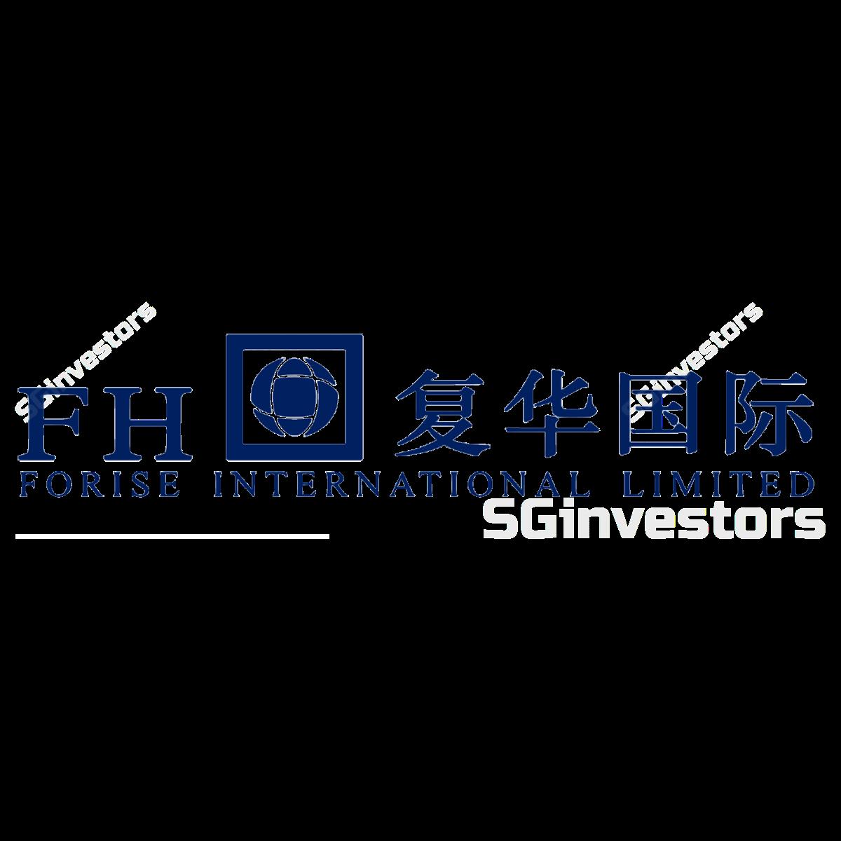 FORISE INTERNATIONAL LIMITED (SGX:8A1) @ SGinvestors.io