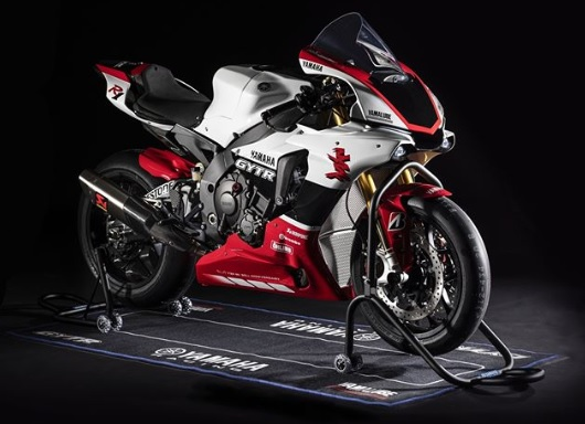 Yamaha YZF-R1M GYTR
