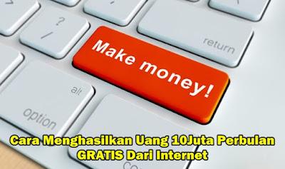 mencari uang di online