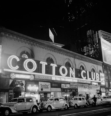 Fotografías antiguas del Cotton Club