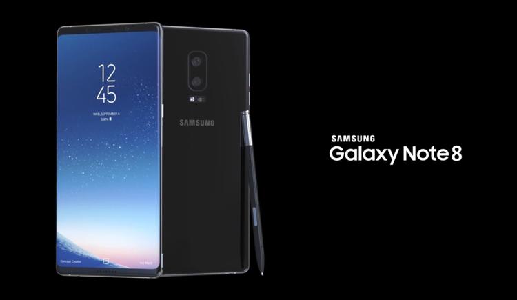 Spesifikasi dan Harga Smartphone Samsung Galaxy Note 8