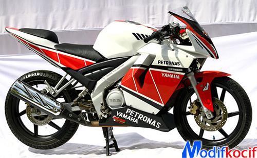 Gambar Modifikasi Motor Yamaha New Vixion Terbaru 2017