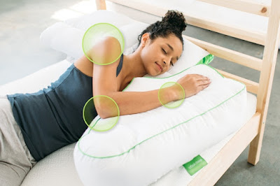 Sleep Yoga Posture Pillow