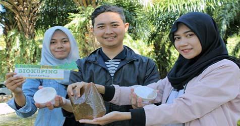 Biokuping The Bioplastic Products