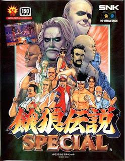 Fatal Fury Special / Garou Densetsu Special ( Arcade )