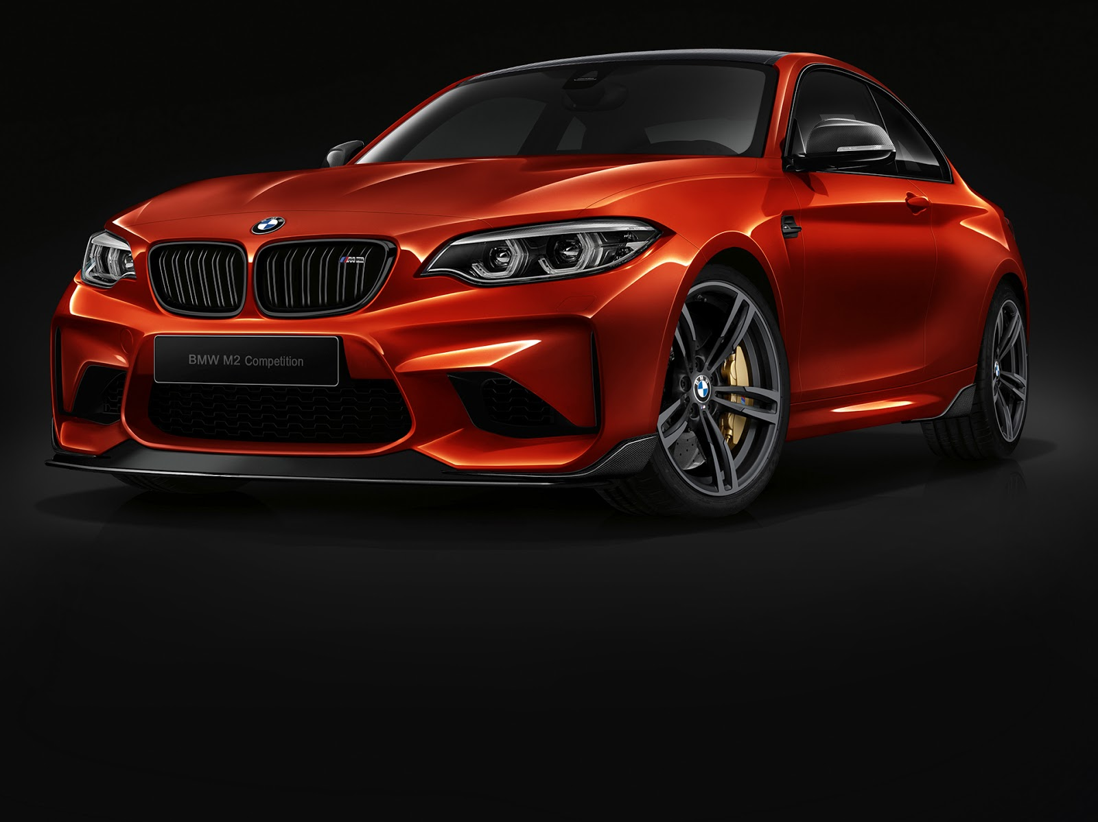 Bmw M Series >> BMW M2 Competition Comes To Life With Realistic Renderings | Carscoops