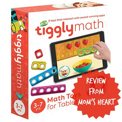 Tiggly Math