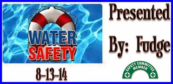 Safety Week 8/11-8/16/2014