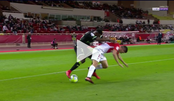 Video AS Monaco 6 - 0 Guingamp Ligue 1 Vòng 12