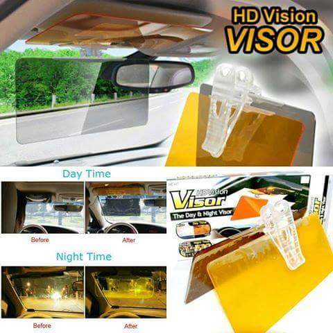 HD Vision Visor Murah
