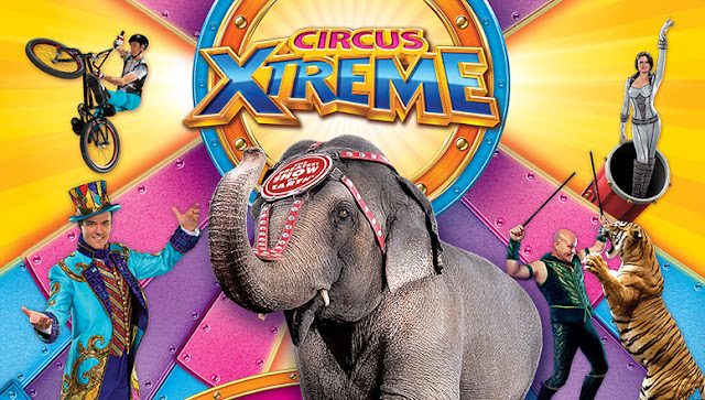 Win @RinglingBros Circus Xtreme Tickets for CLE @TheQArena for October 21! #CircusXtreme #thisiscle