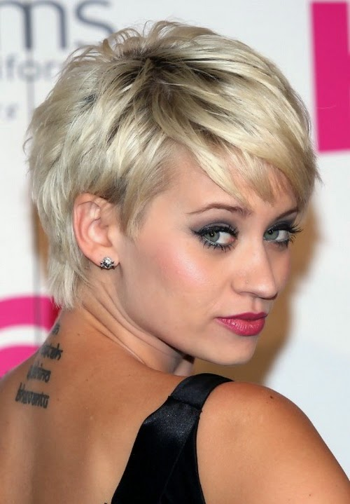 fresh short hairstyles