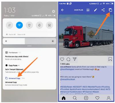 Cara Copy-Paste Teks di Aplikasi Facebook dan Lainnya