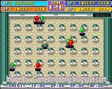 games ding dong bomberman strategi boom