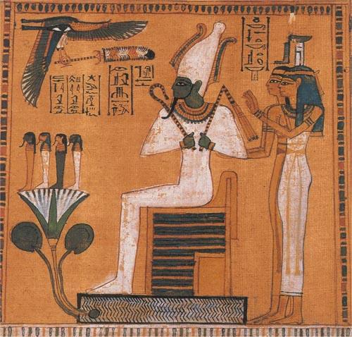 ¿Serán los ´restos del dios extraterrestre Osiris?q