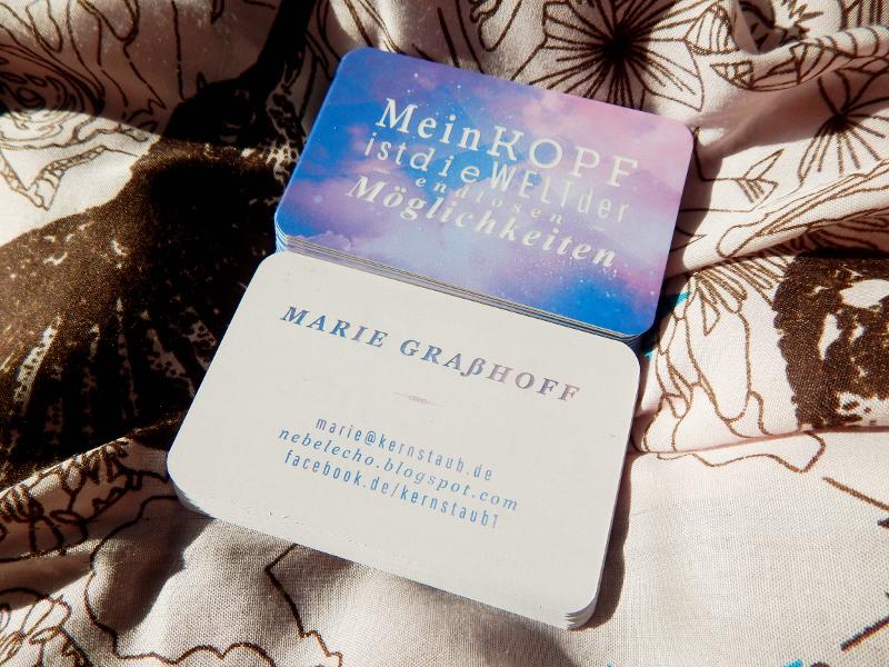 Marie Graßhoff, Kernstaub, Weltasche, Nebelecho, Autorin, Autorenblog, Schreiben, Kreatives Schreiben,