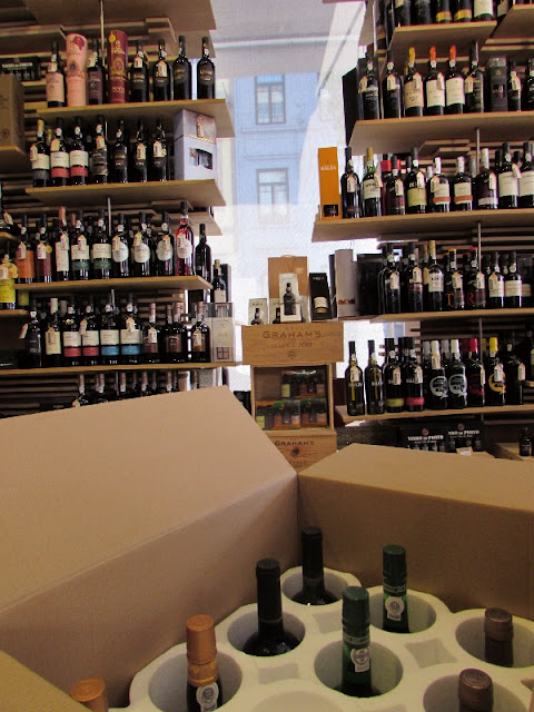 malas para transportar garrafas de vinhos e azeites