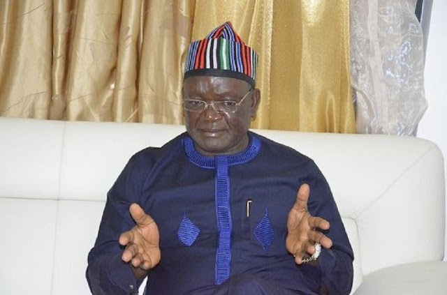 Shut up, Gov Samuel Ortom tells grazing law critics