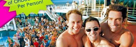 Crucero gay, 3