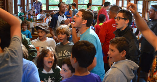 The Siren: Revolutionary Spirit- The Official Blog of North Star Camp for Boys, Hayward, Wisconsin