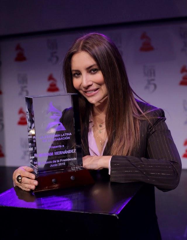 Myriam Hernández prepara nuevo disco 2016