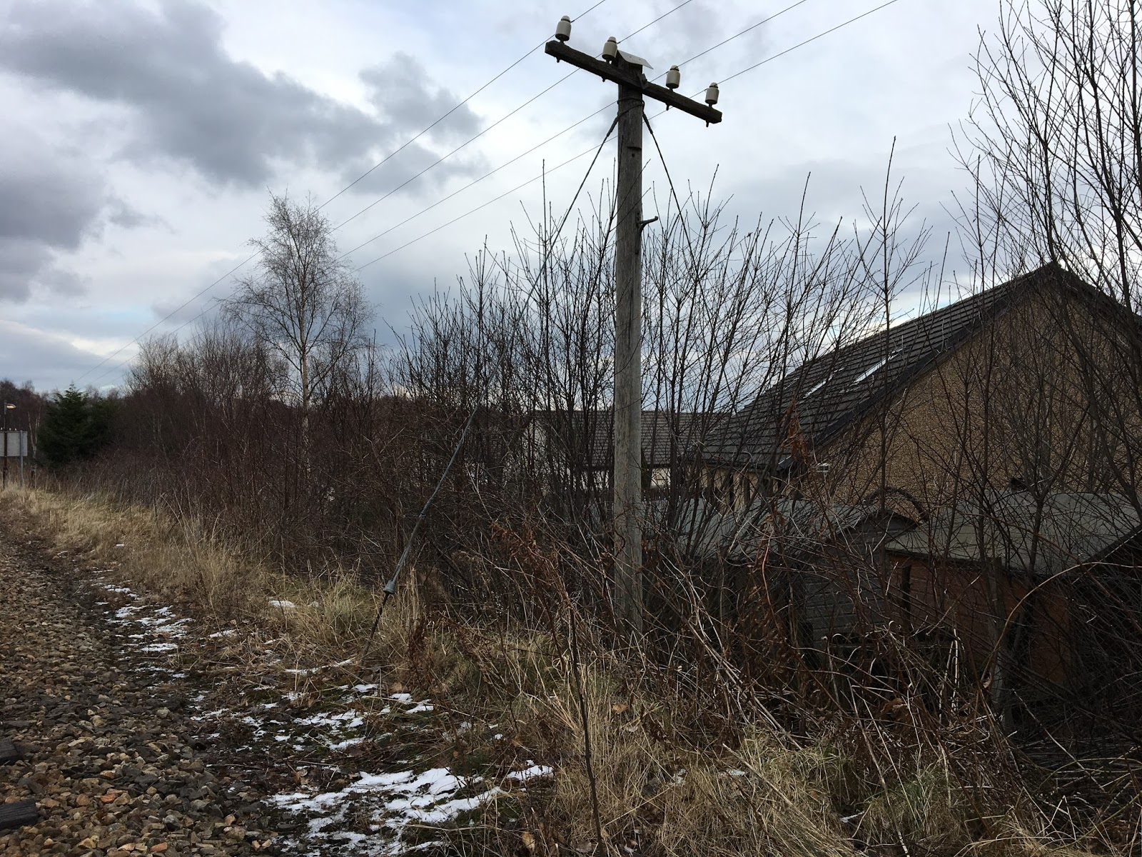 On Track at the Strathspey Railway: January 2018