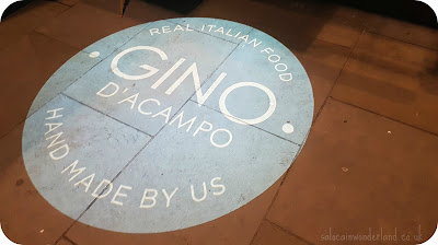 ginos my restaurant liverpool review