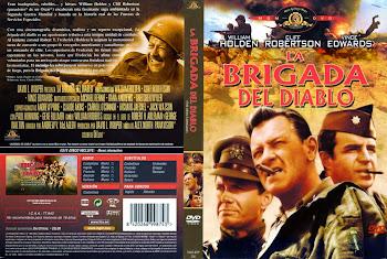 Carátula dvd: La brigada del diablo (1968) (The Devil's Brigade)
