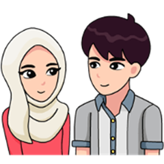 Couple Hijab Diary