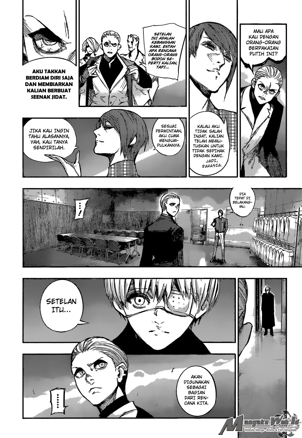 Tokyo Ghoul: Re Chapter 102-9