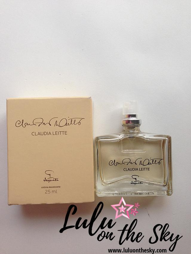 Colônia Desodorante Feminina Claudia Leitte - Jequiti