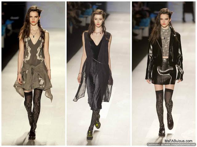 chloe parris fashion show