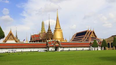 Wat-Phra-Kaew Bangkok