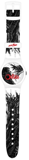 San Diego Comic-Con 2016 Exclusive Outcast TV Show Watch by Vannen x Skybound