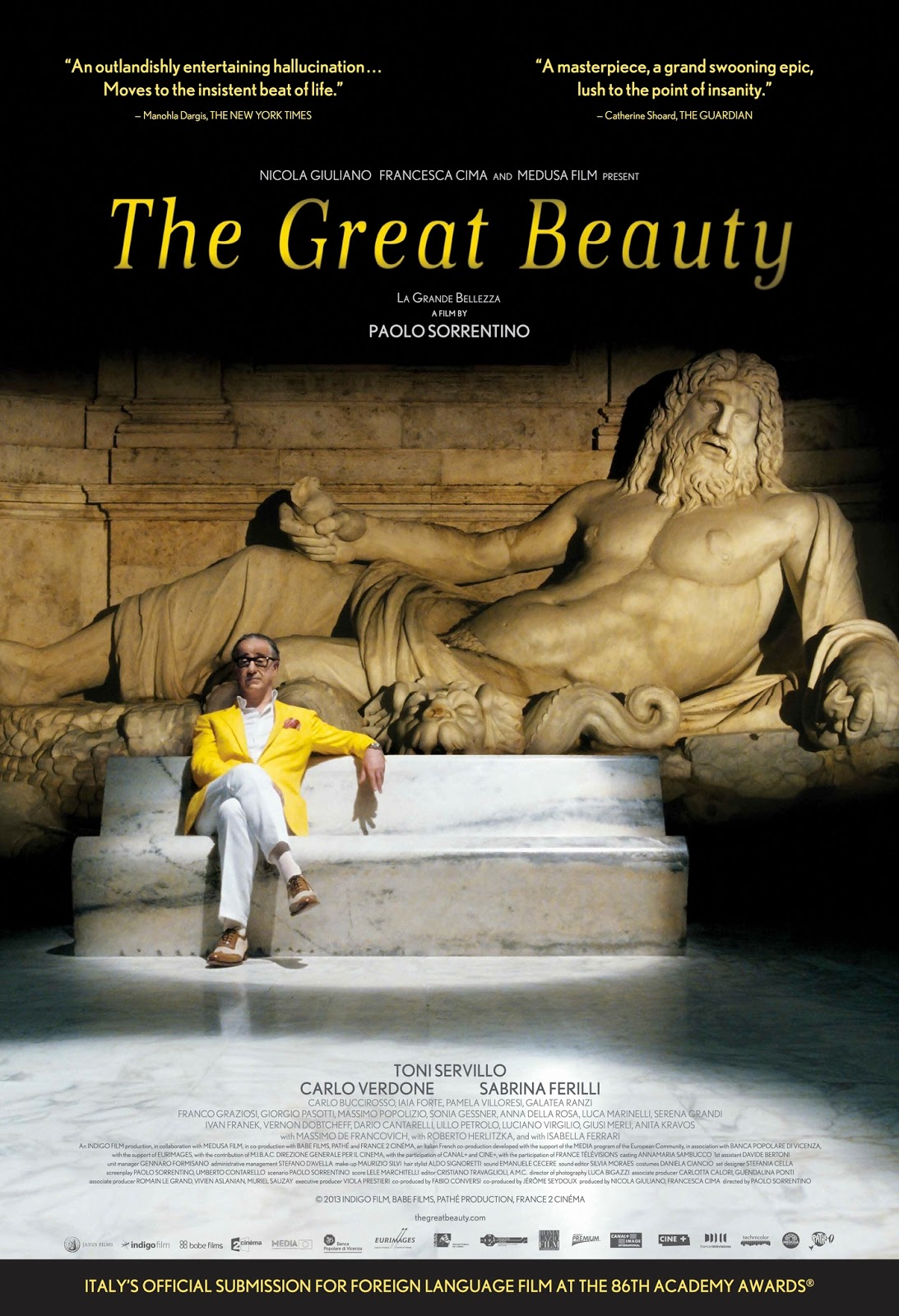 The Great Beauty 2013