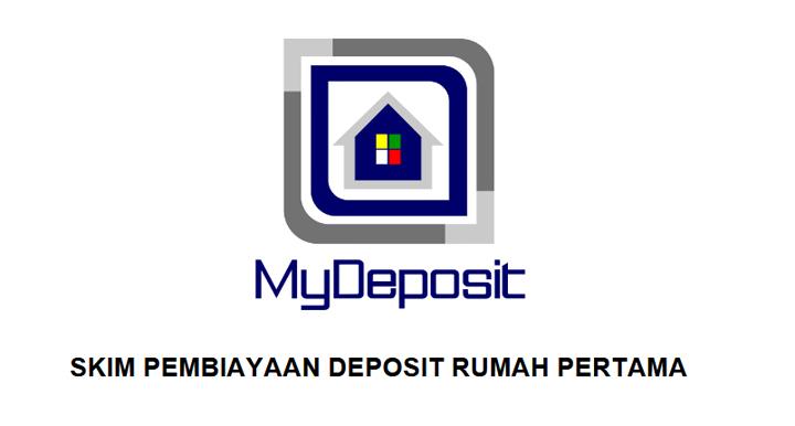 Permohonan Online MyDeposit - Skim Pembiayaan Deposit Rumah Pertama
