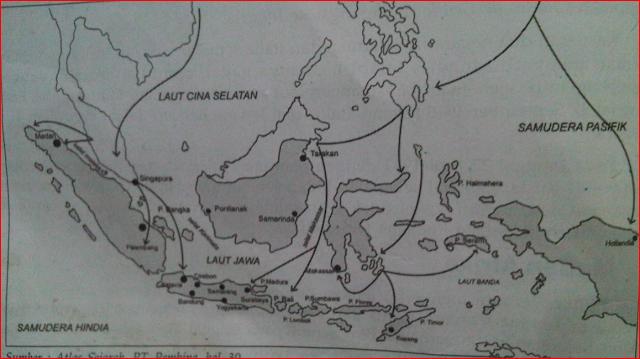 Medan asia pasifik/asia timur raya (konferensi postdam dan perjanjian san fransisco)