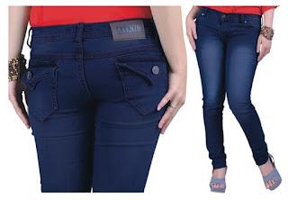Celana Jeans Wanita Terbaru Washing