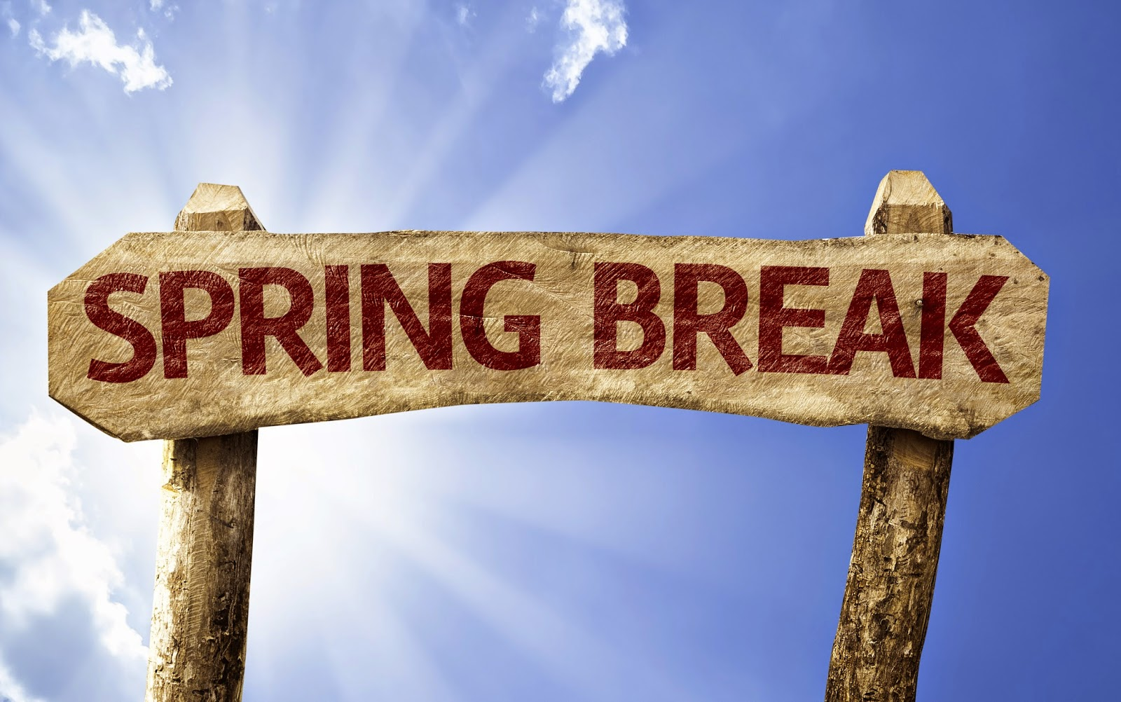 Spring Break Vacation Ideas via www.productreviewmom.com