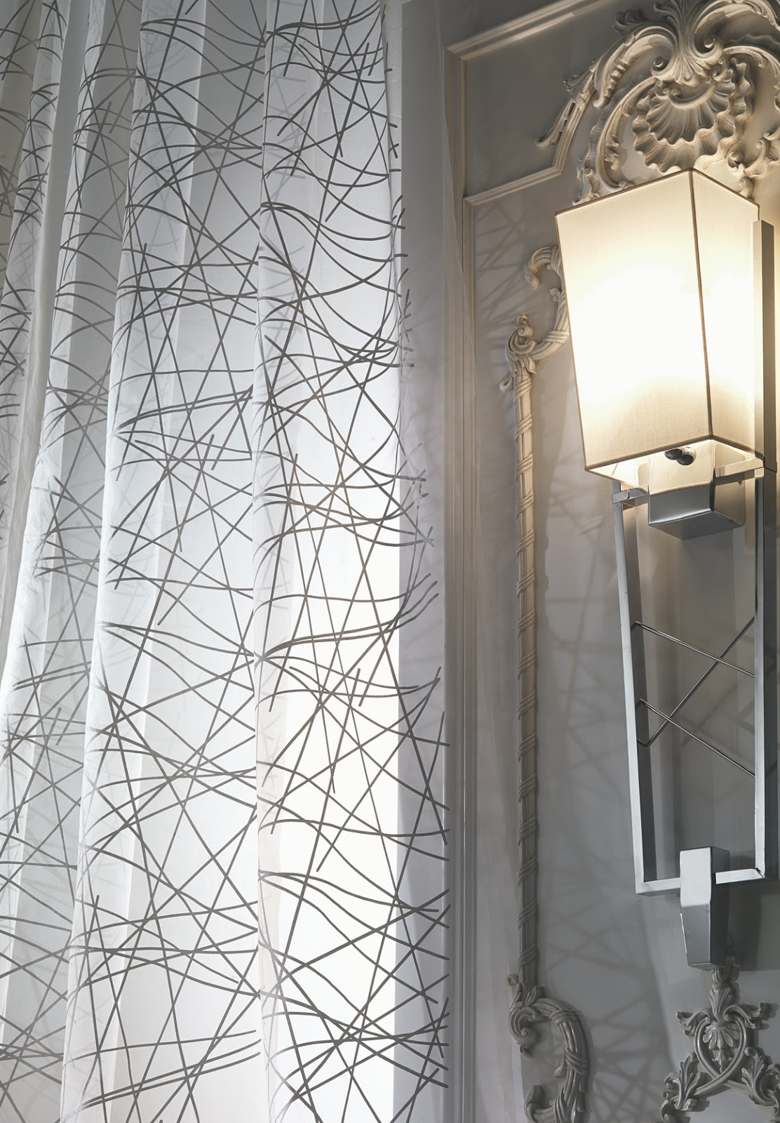 Tende da interni moderne immagini for Tende moderne per interni on line