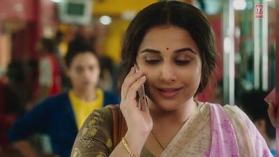 Vidya Balan New HD Image Of Tumhari Sulu Movie