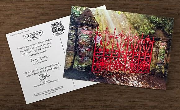 Soutenez la campagne pour la réouverture de Strawberry Field