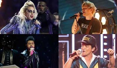 Lagu Barat Terbaik Terpopuler 2018