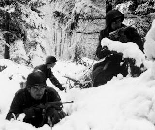 "WWII ""Battle of the Bulge"" (Belgium)"