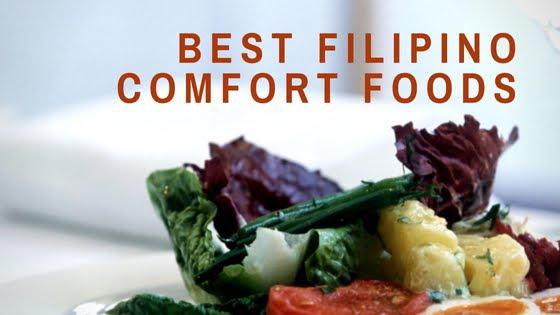 best filipino comfort foods